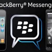 Blackberry Messenguer, duro competidor para WhatsApp