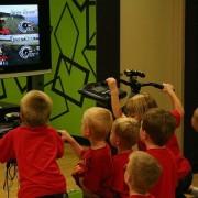 Los videojuegos: peligro de miopía para niños