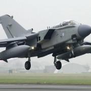 Un caza británico, fabricado con 3D echa el vuelo