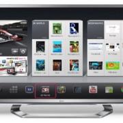 Panasonic sueña televisiones inteligentes con Mozzilla